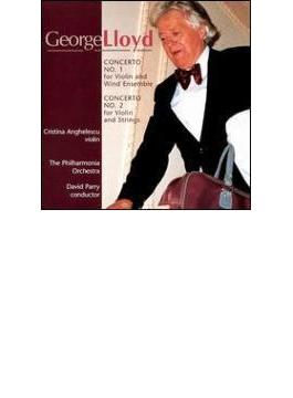 Violin Concertos: Anghelescu(Vn) Parry / Po
