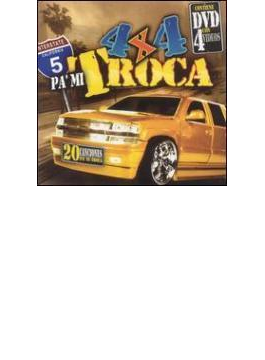 4x4 Pa'mi Troca (+dvd)