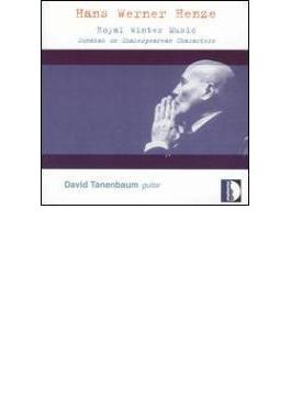 Royal Winter Music: Tanenbaum(G)