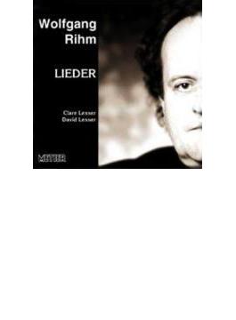 Lieder: C.lesser(S) D.lesser(P)