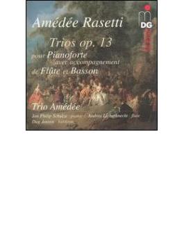 Trios Op.13 Trio Amedee