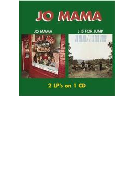 Jo Mama / J Is For Jump (2CD)