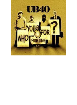 Who You Fighting For 【Copy Control CD】
