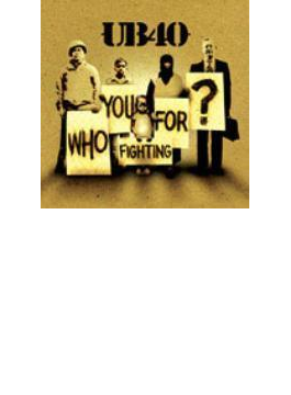 Who You Fighting For【Copy Control CD】