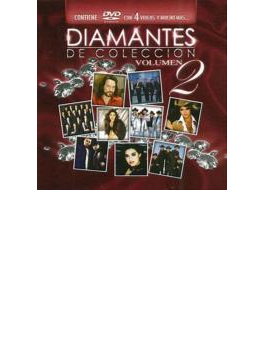 Diamantes De Coleccion Vol.2(+dvd)
