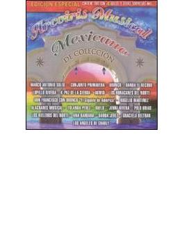 Arcoiris Musical Mexicano: Decoleccion (+dvd)