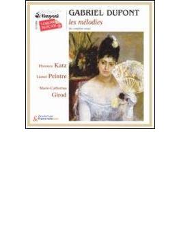 Melodies: F.katz(Ms) Peintre(Br) Girod(P)