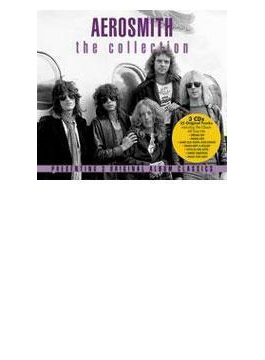 Collection - Aerosmith / Get Your Wings / Toys In The Attic (Cube)