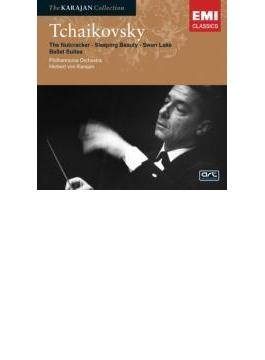 チャイコフスキー:三大バレエ組曲 カラヤン&フィルハーモニア管