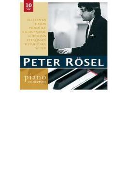 レーゼルの芸術 協奏曲編(10CD) ペーター・レーゼル(p)