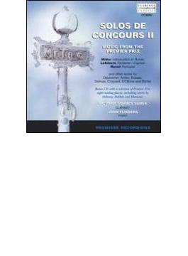 Solos De Concours: Samek(Cl) Flinders(P)