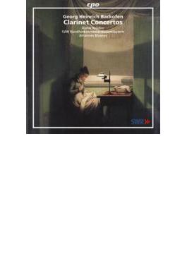 <クラリネットと管弦楽のための協奏曲集> クレッカー/モエズス/SWRカイゼルスラウテルン放送管弦楽団