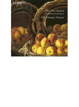 17世紀フランスのトリオ・ソナタ集~L.クープラン、リュリ、クレランボー、他 ロンドン・バロック