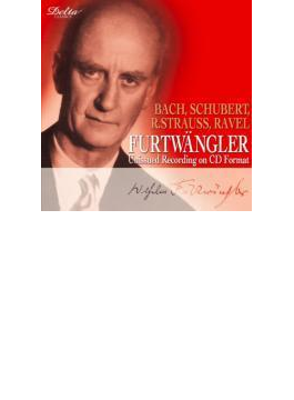 Brandenburg Concerto.5: Furtwangler / Vpo +schubert, R.strauss, Ravel