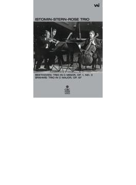 Piano Trio.2: Istomin(P) Stern(Vc) L.rose(Vc) +beethoven: Trio.3, Etc