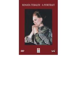 Renata Tebaldi A Portrait-music Of Puccini Etc-bell Telephone Hour