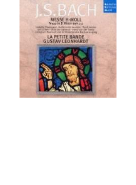 Mass In B Minor: Leonhardt / La Petite Band Jacobs Egmond