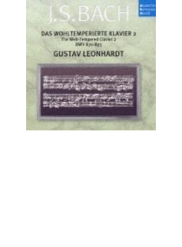 Well-tempered Clavier Book.2: Leonhardt