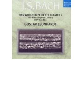 Well-tempered Clavier Book.1: Leonhardt