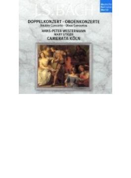 Double Concerto, Oboe Concertos: Westermann(Ob) Utiger(Vn) Camerata Koln
