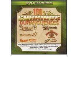 100% Corridos Duranguenses (+dvd)