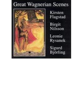 Great Wagnerian Scenes: Flagstad Rysanek B.nillson Bjorling