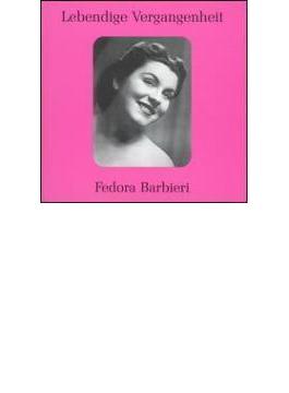Fedora Barbieri Arias & Classical Songs