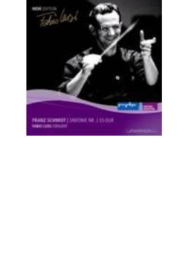 フランツ・シュミット:交響曲第2番 ルイジ&MDR交響楽団