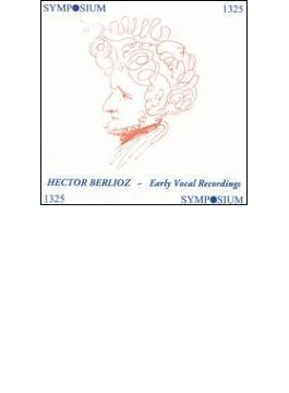 Early Vocal Recordings: Clementde Montalant Plancon Renaud G.malipiero
