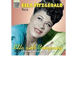 Vol 4: Ella And Company