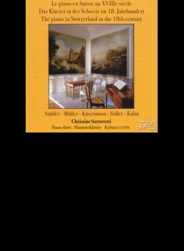 Piano Music In Switzerland In18th Century: Sartorretti