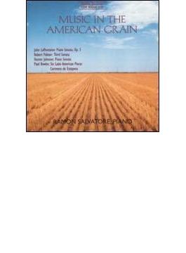 Music In The American Grain: Ramon Salvatore