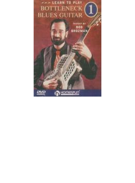 Learn To Play Bottleneck Bluesguitar Vol.1