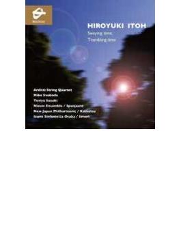 Works: Arditti Q Nieuw Ensemble Svoboda(Tb) 鈴木俊哉(Rec) 新日本po
