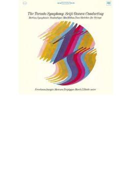 幻想交響曲、他 小澤征爾&トロント交響楽団[完全生産限定盤](2CD)
