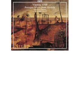 <ウィーン1700年―オーストリアからのバロック音楽> アルモニコ・トリブート・アウストリア/ドゥフトシュミット