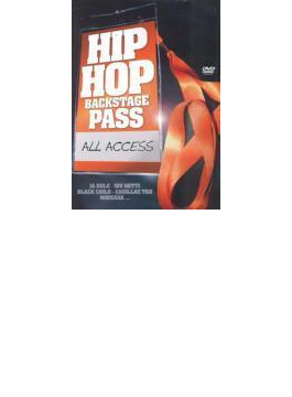Hip Hop Backstage Pass