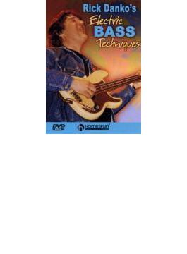 Electric Bass Techniques