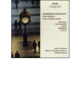 Dangerous Moonlight-piano Classics From The Silver: I.goodman(P) Etc