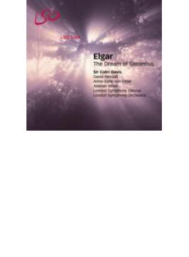 『ゲロンティアスの夢』 コリン・デイヴィス&ロンドン響、レンドール、オッター、他(2CD)