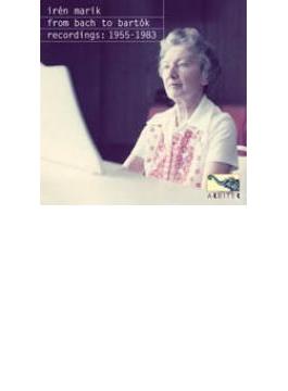 Iren Marik From Bach To Bartok