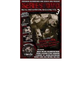 Series Dvd: Metal & Hardcore Magazine: Vol.3