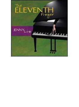 『11本目の指』[リゲティ、ゲルバゾーニ、シャープ、他] ジェニー・リン(p)