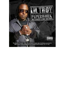 Paperwork: The Scarface G-codeviolations (+cd)