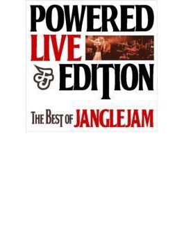 POWERED LIVE EDITION THE BEST OF JANGLEJAM