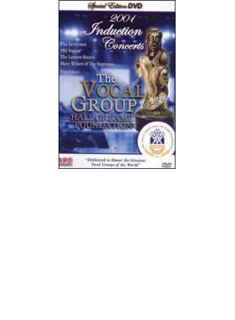 2001 Induction Concert: Vocalgroup Hall Of Fame