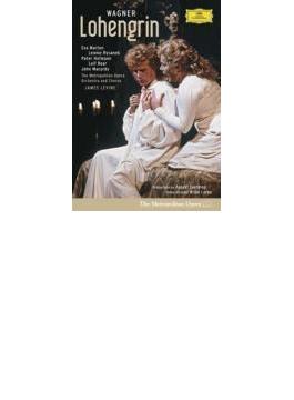 『ローエングリン』全曲 エファーディング演出 レヴァイン&メトロポリタン歌劇場、ホフマン、マルトン、リザネク、他(2DVD)