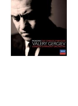 交響曲全集 ゲルギエフ&ロンドン交響楽団(4CD)