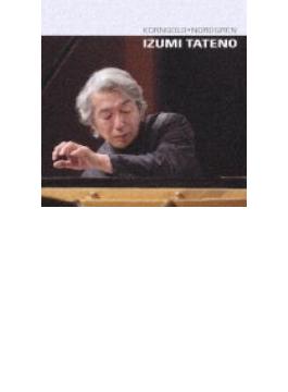 Concerto For Left Hand: 舘野泉(P) 本名徹次 / La Tempesta Co +korngord
