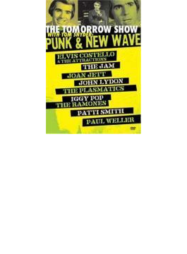 Tomorrow Show With Tom Snyder: Punk & New Wave
